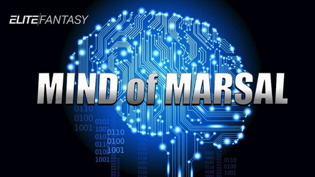 Mind Of Marsal Graphic