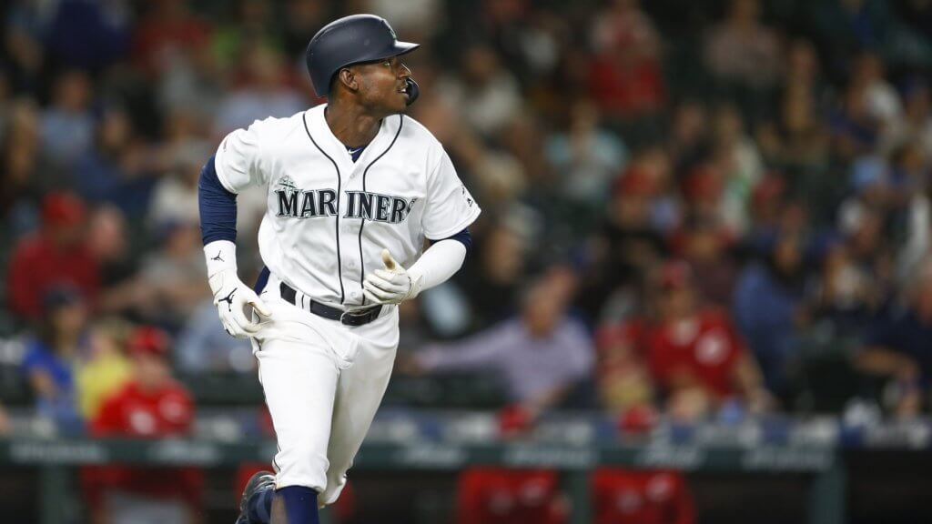 Seattle Mariners right fielder Kyle Lewis (30) runs the bases after hitting a solo home run against the Cincinnati Reds | FAAB Values - Fantasy Baseball