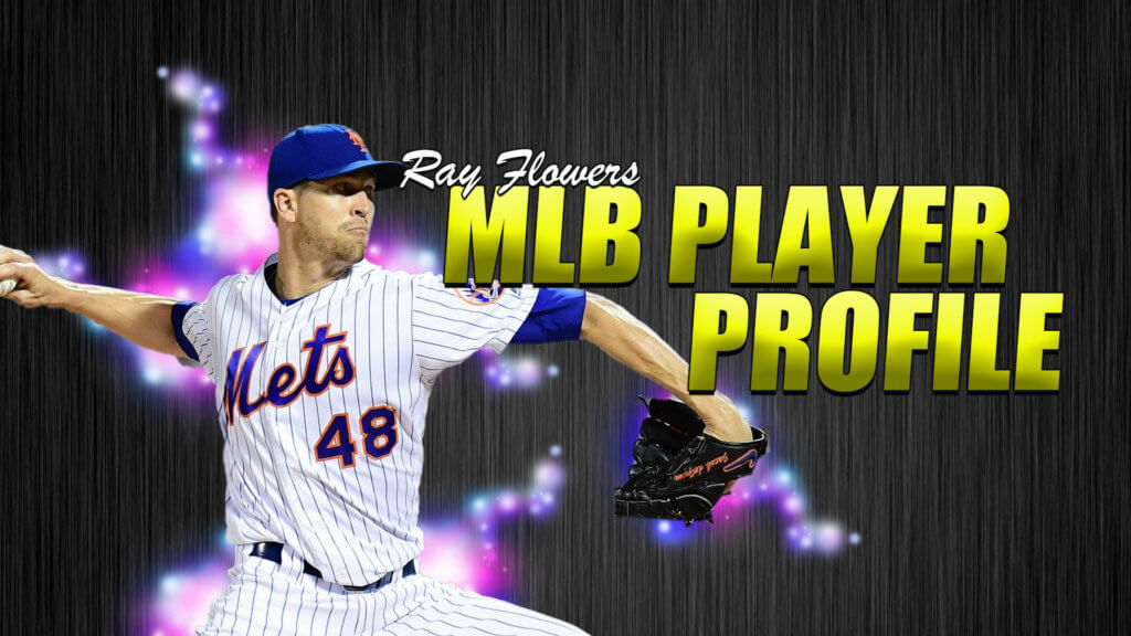 MLB Pitcher Profile Main Logo